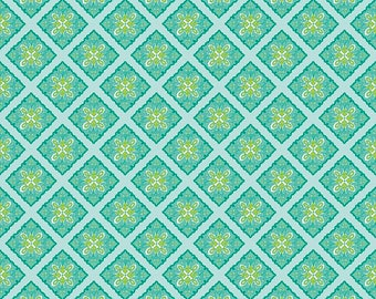 Primavera Fabrics by Riley Blake & Patty Young 3 Color Choices of Tile Pattern C5742