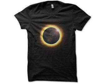 Solar Eclipse Shirt | Total Solar Eclipse | Totality Awesome Shirt | Solar Eclipse 2017 | 8-21-17 Eclipse | August 21st | Mooned Eclipse