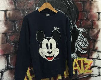 Vintage Mickey Mouse Disney Sweatshirt
