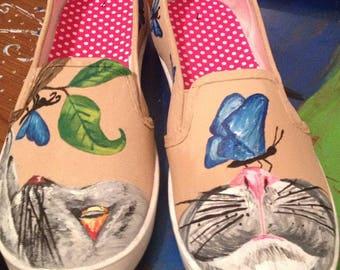 Cat Shoes