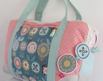 "TO order: Diaper bag ""Loulies"" fully customizable"