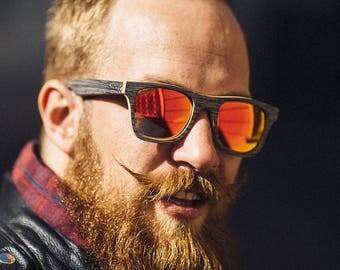 Handmade wooden sunglasses, Wood eyeglasses, Mens gift, Birthday gift, Gift for boyfriend, Wooden glasses, lunettes en bois, Sonnenbrille