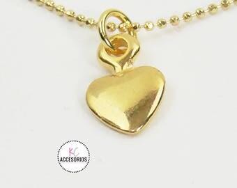 mini heart chain
