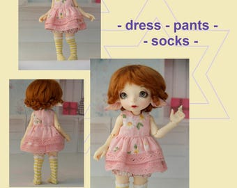 PATTERN Summer set for BJD RealFee by Fairiland