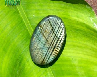 Labradorite Cabochon / Gold Labradorite / Green Labradorite/Gemstone/Natural/Focal Stone/Pendant Stone/Cabochons/Designer Cabochon/Cab