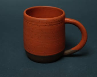 Sunset Orange Mug