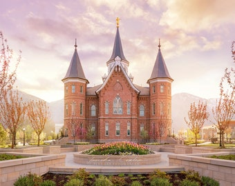 Provo City Center LDS Temple