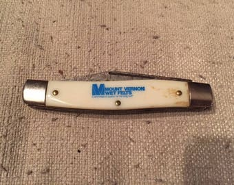 Vintage Ranger Advertising Knife