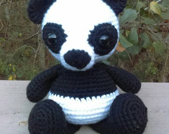 Lovely's Panda Bear