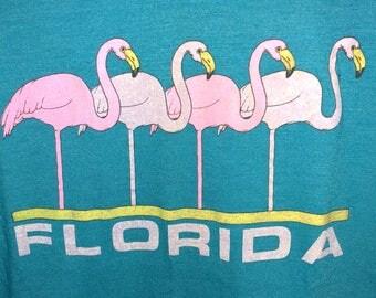 Vintage Florida Tourist shirt M