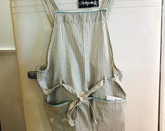 Adult Polka Dot Apron