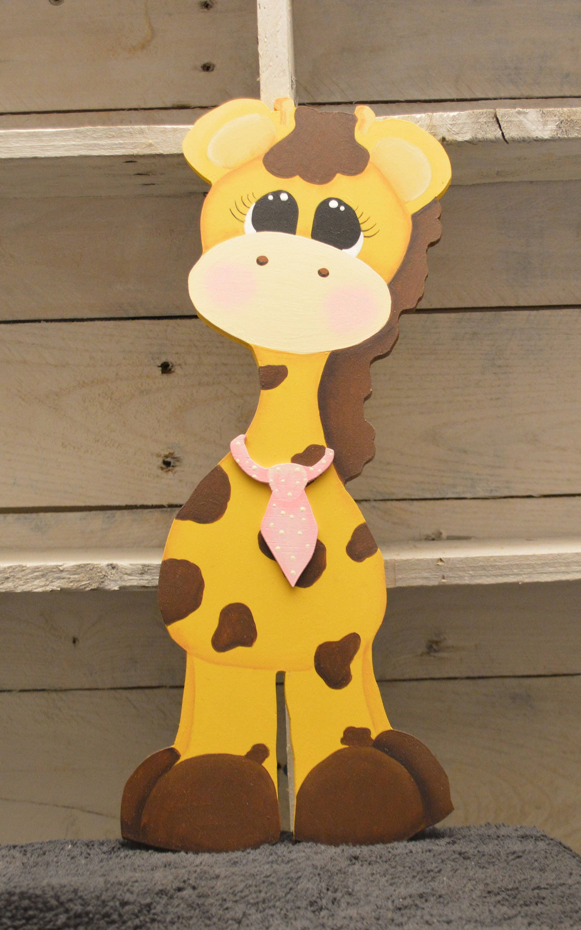 Special Order Nursery decor. Also available Cow, Dog, Hippo, Mouse ...