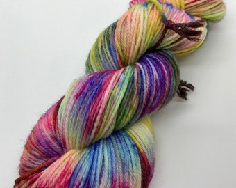 Painted Churches DK/Hand Dyed Yarn