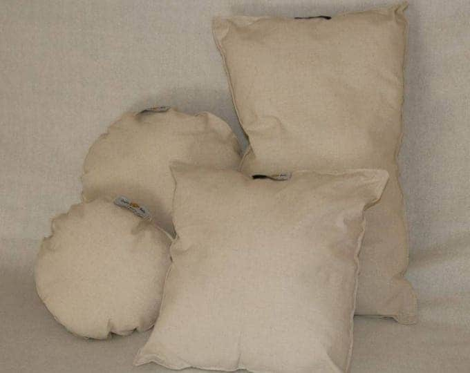 Individual Newborn Prop Cushions Photography Accessories Soft shaped prop pillows Posing Cushions to support baby