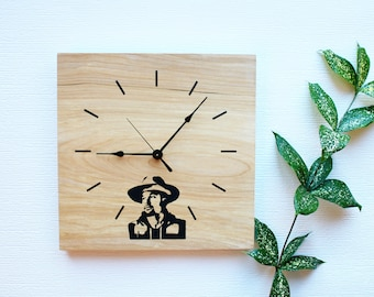 Customized/ Personalized Clock