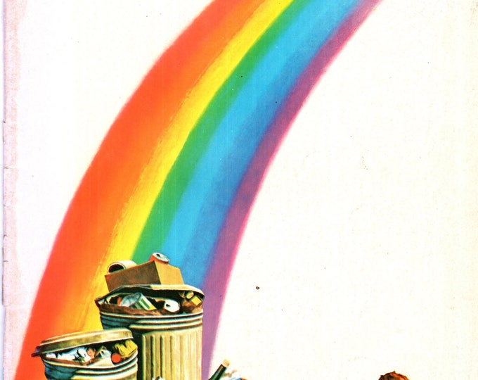 MAD Magazine #152 End of Rainbow July 1972 Issue