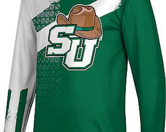 ProSphere Men's Stetson University Structure Long Sleeve Tee (SU)