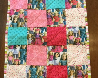 American Girl Doll Quilt