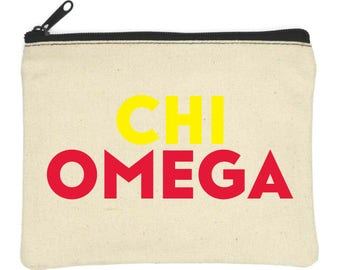 CHI OMEGA Bittie Bag