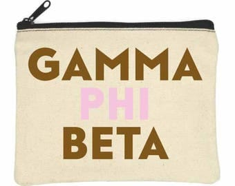 GAMMA PHI BETA Bittie Bag