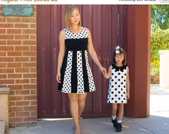Dolly Dots Dress