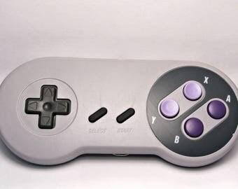 Super Nintendo Controller Belt Buckle Aftermarket