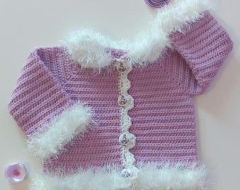 Little Girls ' sweater