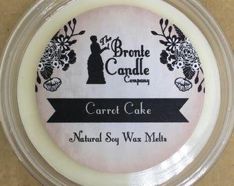 Carrot Cake Wax Melt pots