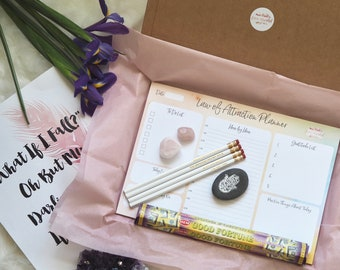 Law of Attraction Boxes | Emma Mumford
