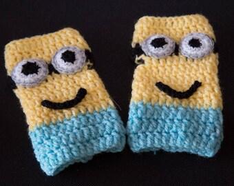 Minion's mittens