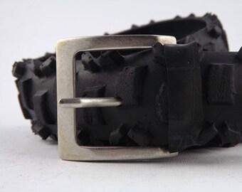 PIEL DE RUEDA - Recycled tire belt