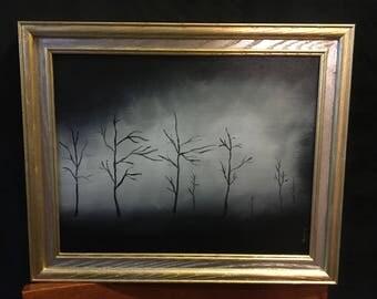 Black & White Trees #9