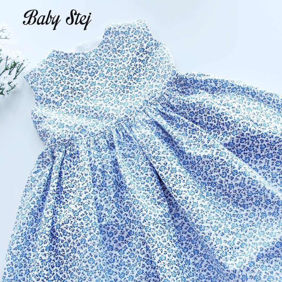 Floral baby dress First Birthday dress Summer outfit baby dress ...