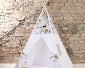 Kids teepee, Wigwam Teepee Tent