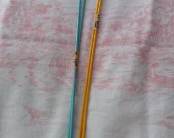 Vintage Ace knitting needles, unused