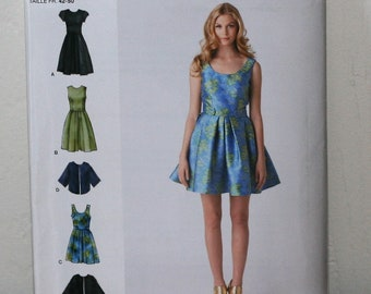 Simplicity 1873 Cynthia Rowley Dress Pattern