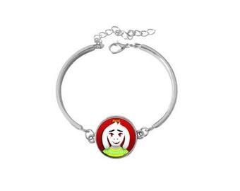 Undertale silver Bracelet! Asriel! Fans!