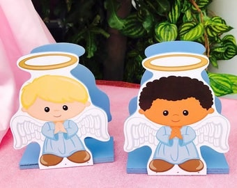 Napkin Holders for Boy and Girl