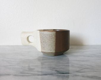 Stoneware Mug, Vintage Fabrik Agate Pass Flat Cup Mug, Large Cup Mug, Large Coffee Mug, Cute Mugs, Unique Mugs, Coffee Mugs, Ceramic Mug Set