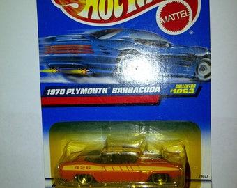 Hot Wheels 1970 Plymouth Barracuda