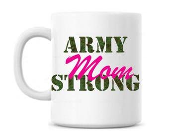 Army Strong Coffee Mug