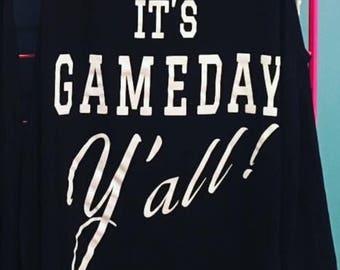 It's Game day Ya'll!
