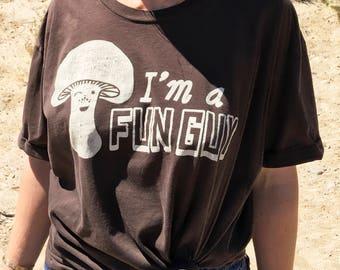 Fungi Tee
