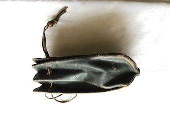 Rustic Vintage Leather Bag