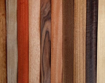 Wood veneer supplies for marquetry and crafts by theveneershop