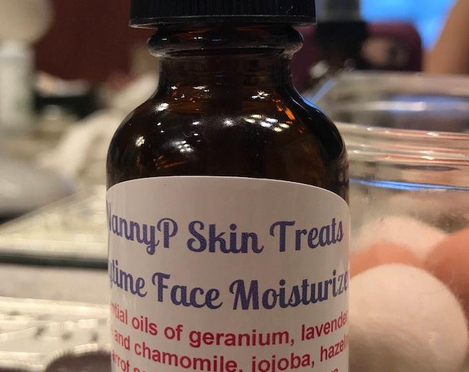 Vitamin E Moisturizer For Oily, Dry, Aging, Sensitive, Rosacea Skin - Certified Aromatherapist