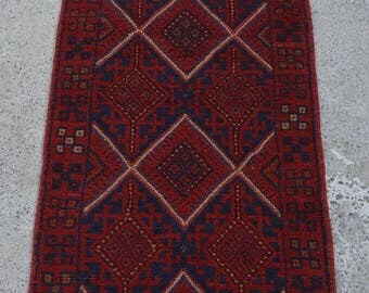 52% HOTSALE LA329, Afghan Mishwani Tribal Rug/Kilim Carpet Runner 2' x 8'3 Ft, Turkish Ethnic Kilim Rug Runner, Moroccan Vintage Long Decor