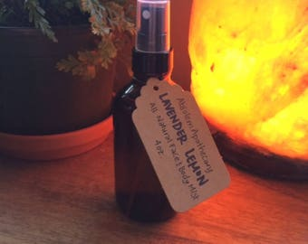 All Natural Body & Face Mist