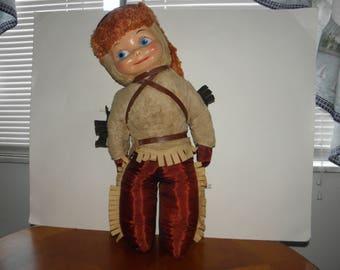 Daniel Boone 23inch Doll