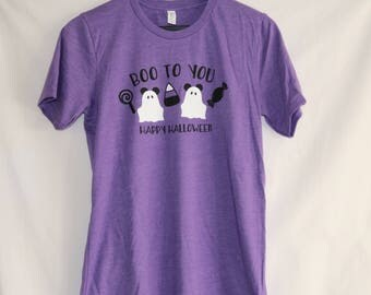 Boo To You - Purple